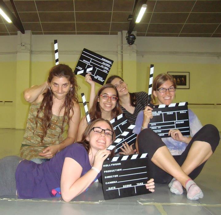 Grup avançat Escola de Dansa Ramón Solé 2012
