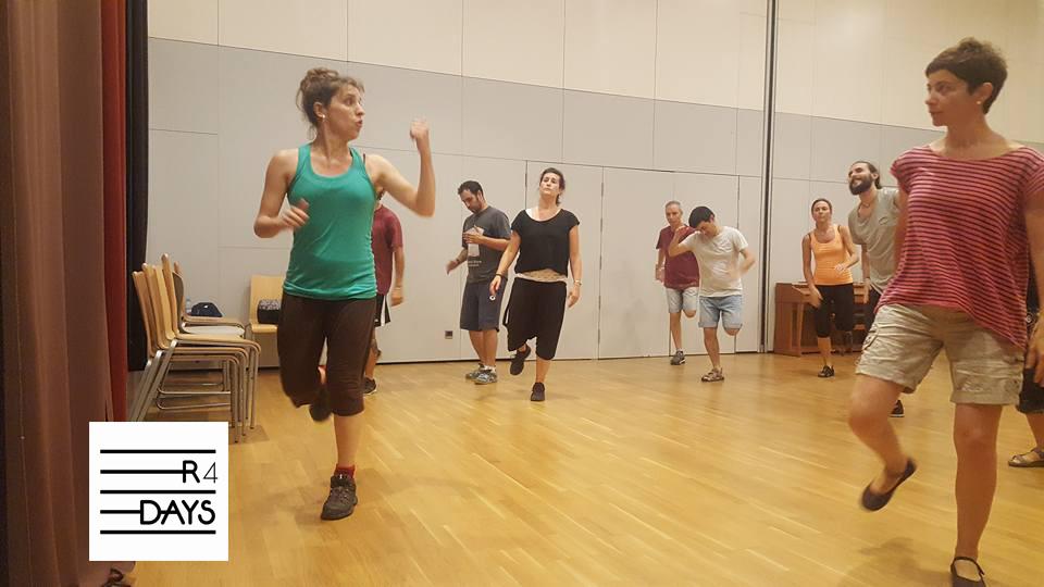 R4D Tap dance teacher