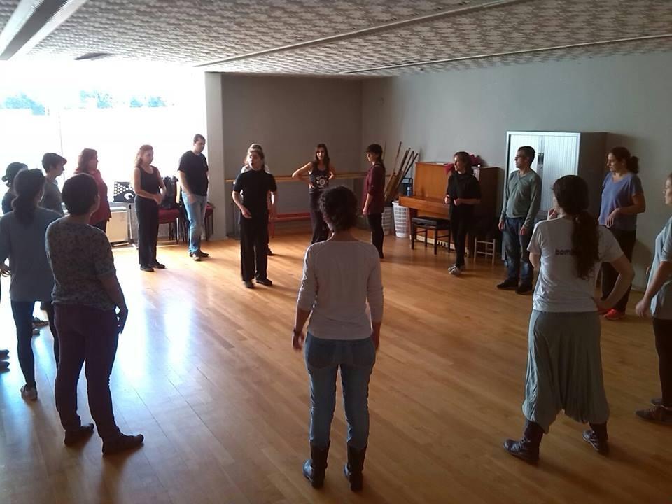 Masterclass organizada por la Escuela La Batuescola
