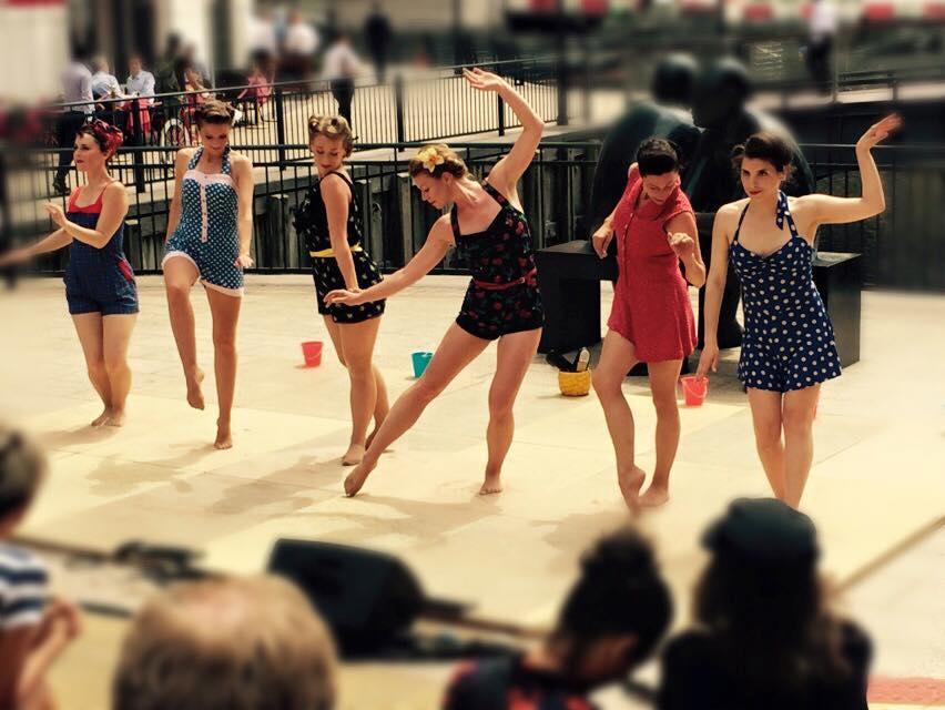 Greenwich+Docklands International Festival con Sole Revel Tap