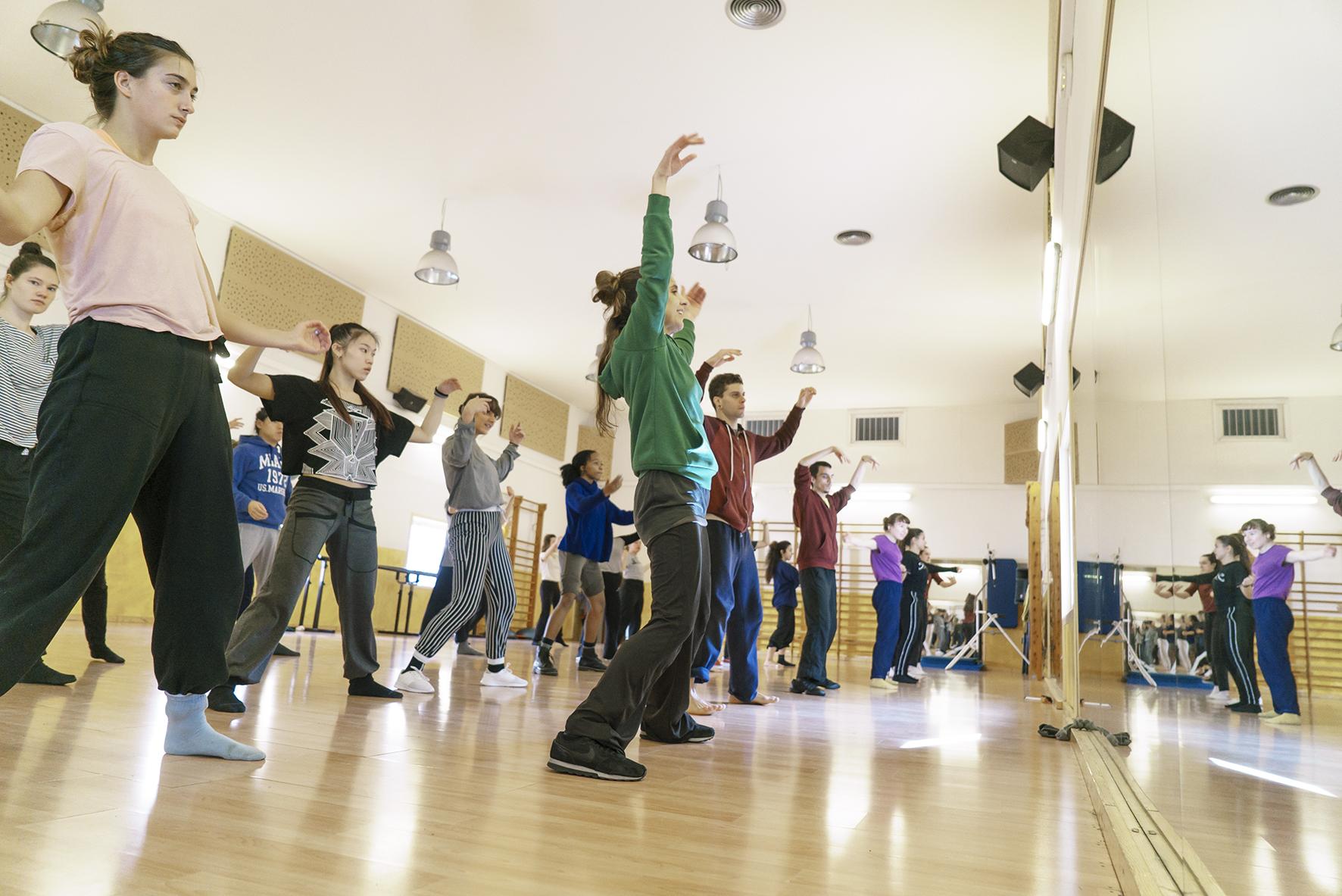 Anna Llombart Dança per a ballarins