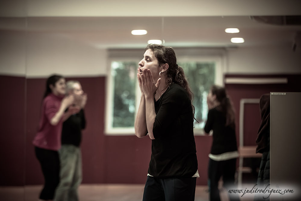 Workshop BodyPercussion - Judit Rodríguez
